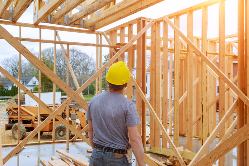 What to Be Mindful of When Visiting Your Home Construction Site